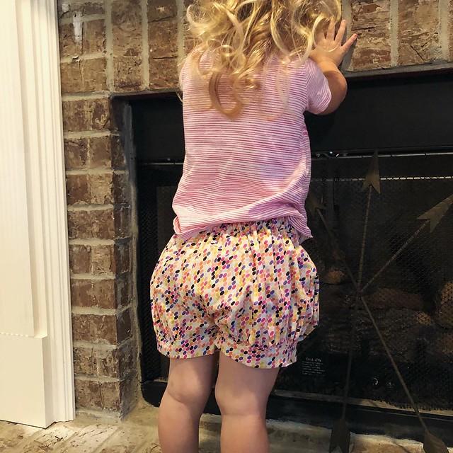 The Eli Monster Bubbla shorts