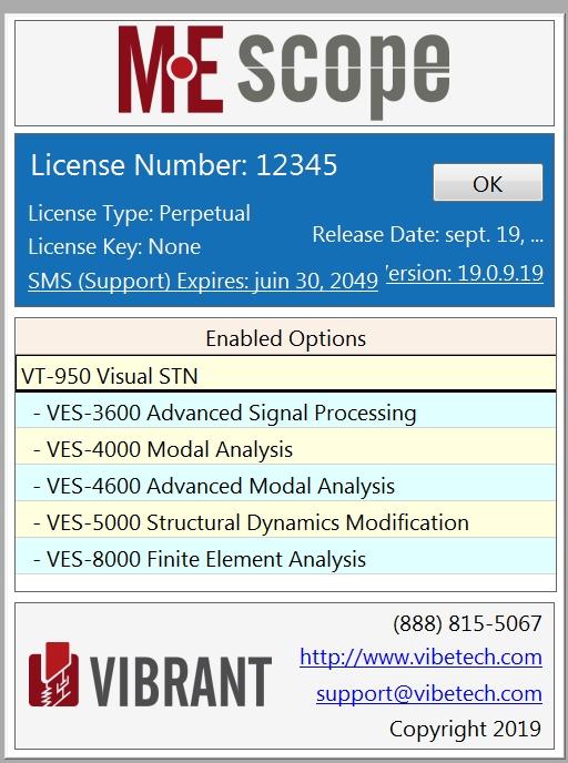 MEscope 2019 Visual STN VT-950 x86 x64 full