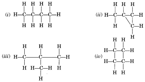 MCQ Questions for Class 10 Science Chapter 4 Carbon and Its Compounds with Answers 6
