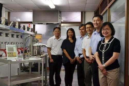 元智大學詹世弘教授等人獲選爲「綠能科技聯合研發計畫」109年度亮點團隊 (5)