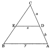 MCQ Questions for Class 10 Maths Chapter 6 Triangles with Answers 4