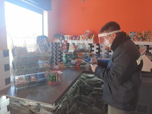 Prevención en comercios de Rivadavia