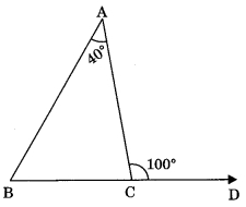 MCQ Questions for Class 9 Maths Chapter 6 Lines and Angles with Answers 6