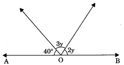 MCQ Questions for Class 9 Maths Chapter 6 Lines and Angles with Answers 10