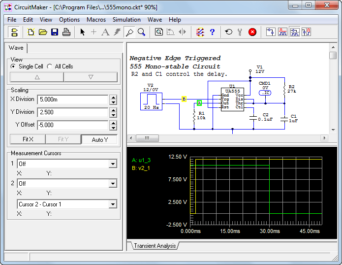 Working with CircuitMaker 2000 SP1 Professional full