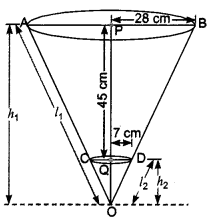 Surface Areas and Volumes Class 10 Extra Questions Maths Chapter 13 with Solutions Answers 105