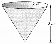 Surface Areas and Volumes Class 10 Extra Questions Maths Chapter 13 with Solutions Answers 97
