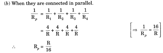 Electricity Class 10 Extra Questions with Answers Science Chapter 12, 35