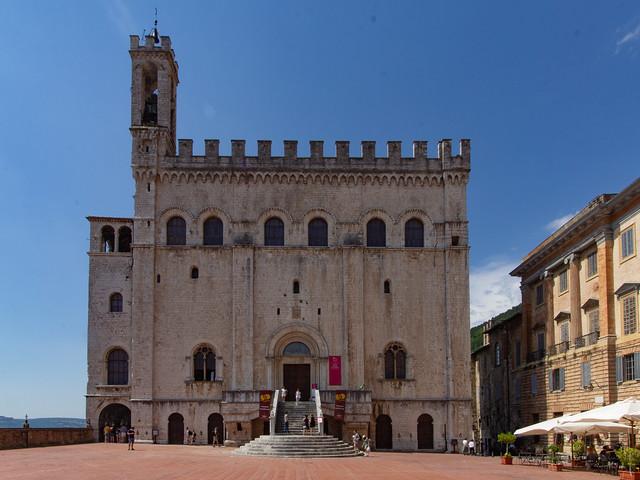 Gubbio 01 Palazzo dei Consoli