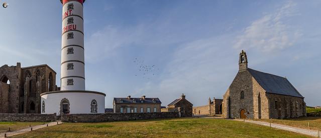 Abbaye de Fineterre en Saint Mathieu