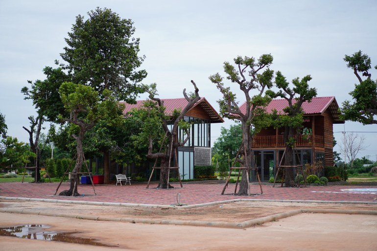 อาคารพิพิธภัณฑ์ - โครงการโลกของช้าง