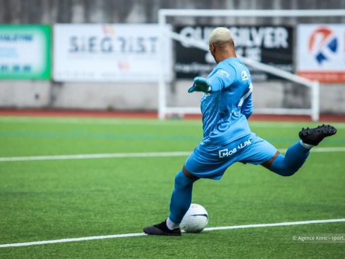 FC Chamalières - Bourges 18