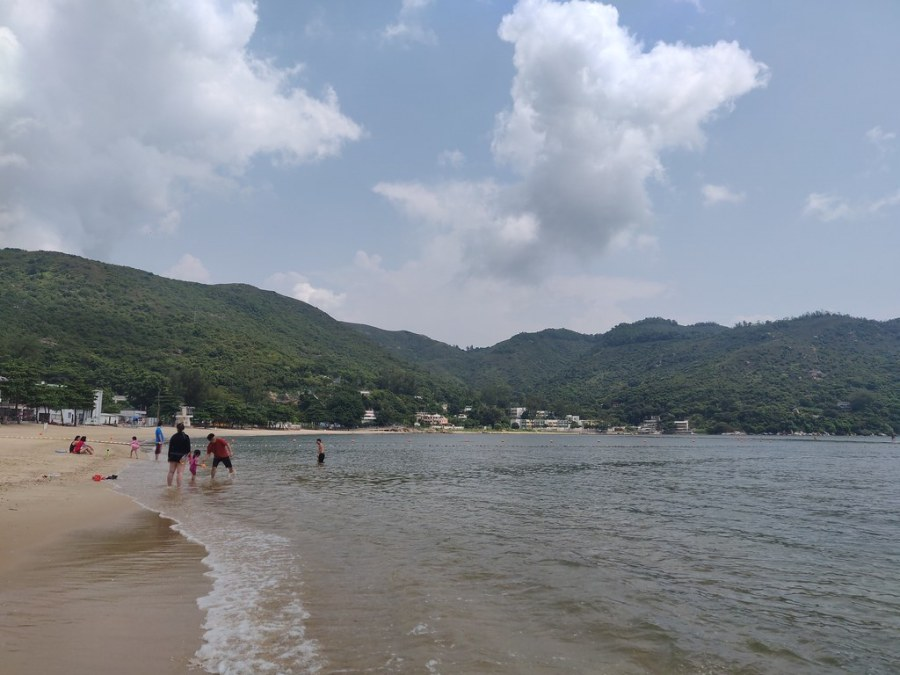 Silvermine Beach Mui Wo