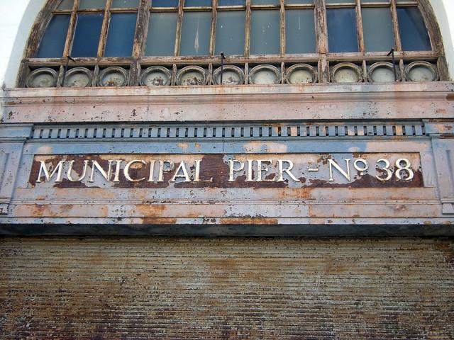Municipal Pier No 38