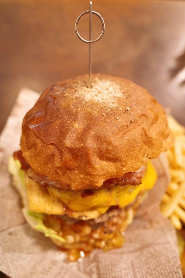 Jack 37 burger Jack double