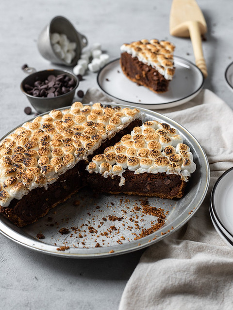 S'mores Brownie Pie BLOG (8 of 9)