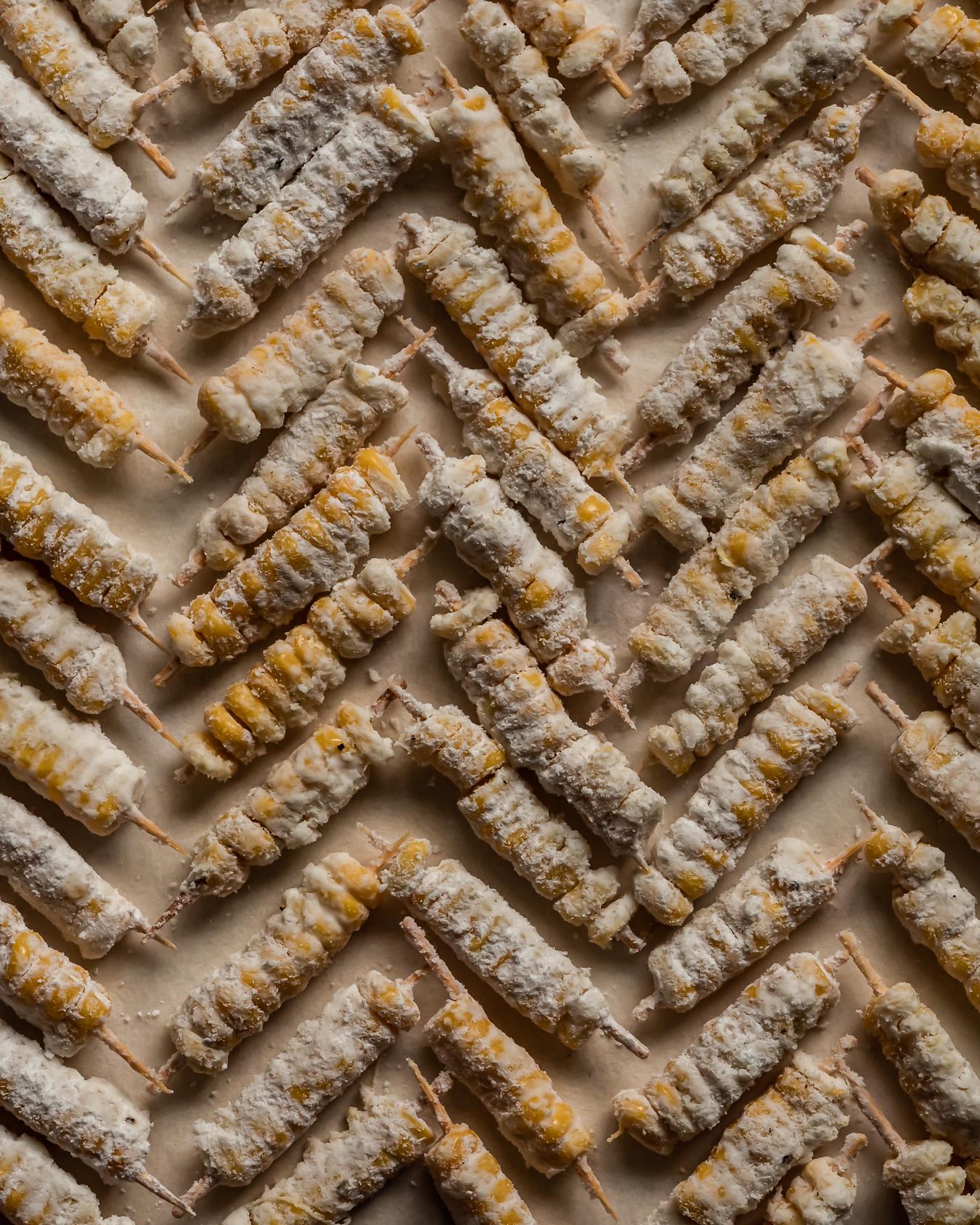 friteerattu maissi