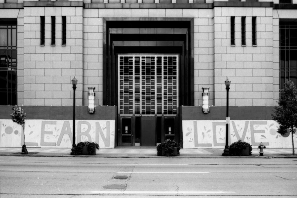 Louisville building