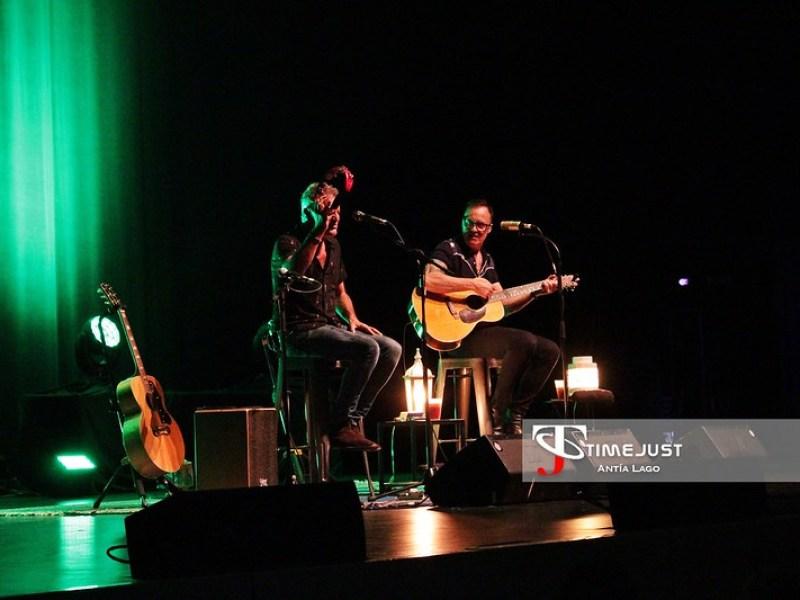 Concierto de Alejo Stivel y M Clan - Festival TerraCeo