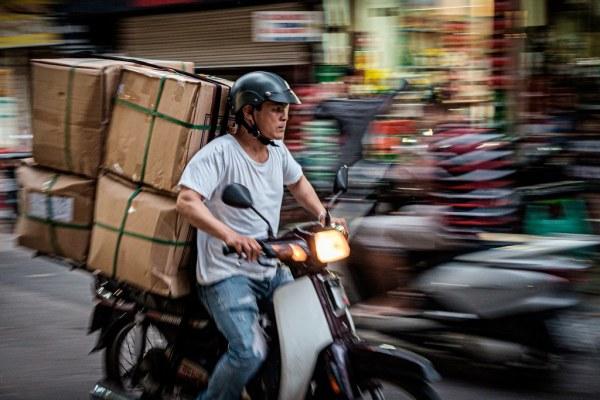 Hanoi panning