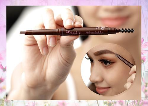 Bobbie Cosmetics Retractable Eyebrow Pencil
