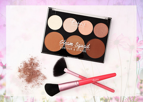 Bobbie Cosmetics Gleam Squad