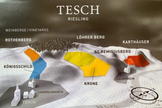 Tesch Riesling Lagenbox