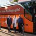 Bus der Meinungsfreiheit in Frankfurt