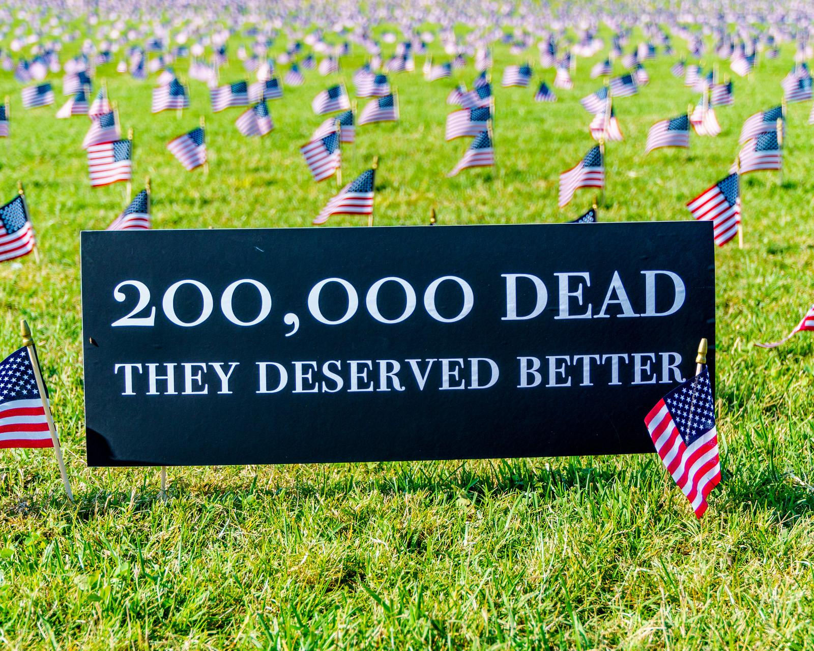 Photo Friday: They Deserved Better, Washington, DC USA