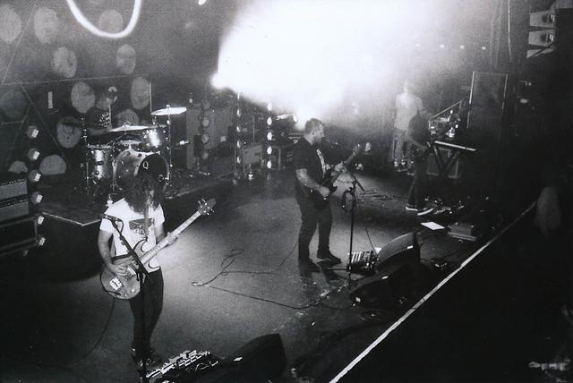 one band, one shot: Thrice