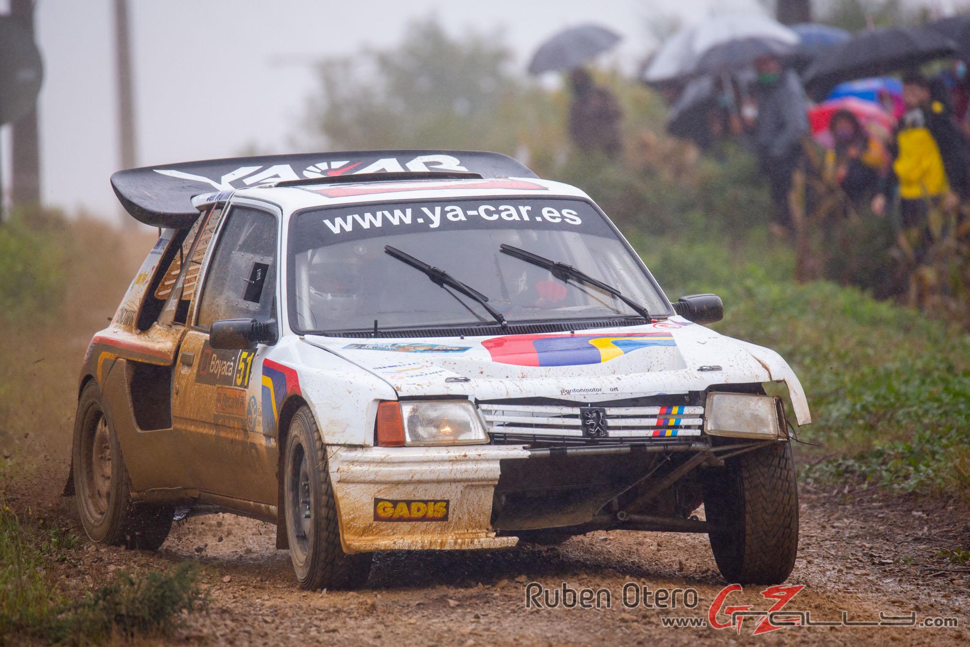 Rally Terra da Auga 2020 - Rubén Otero