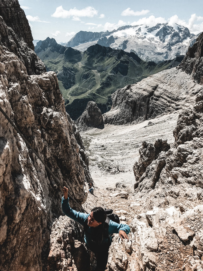 Piz Boè, Alta Badia (3.152m)