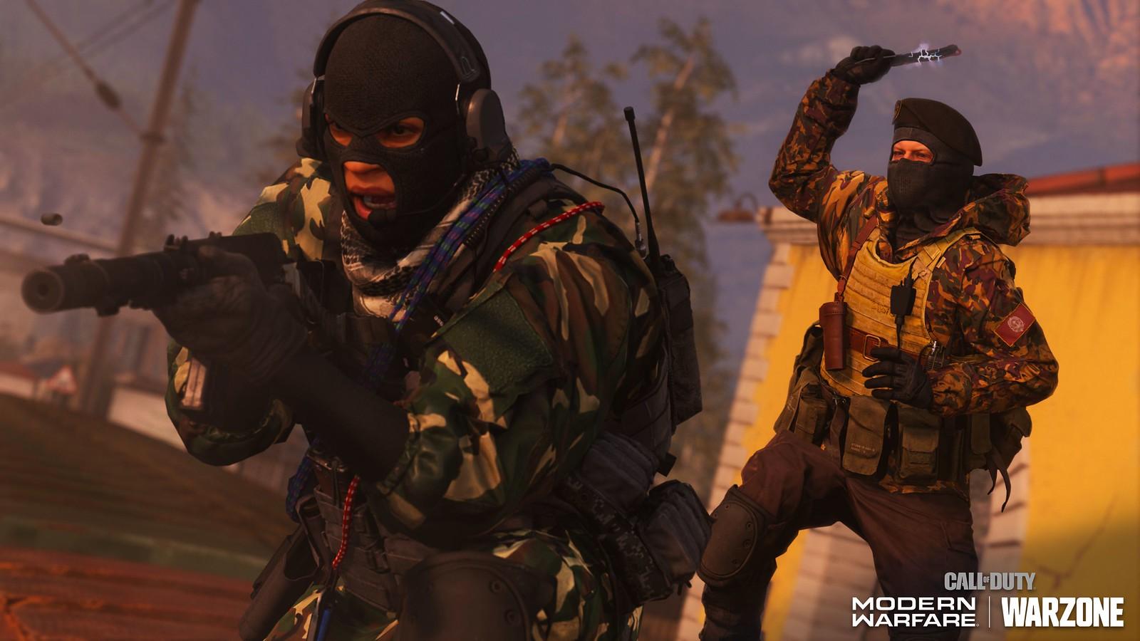Call of Duty: Modern Warfare & Warzone