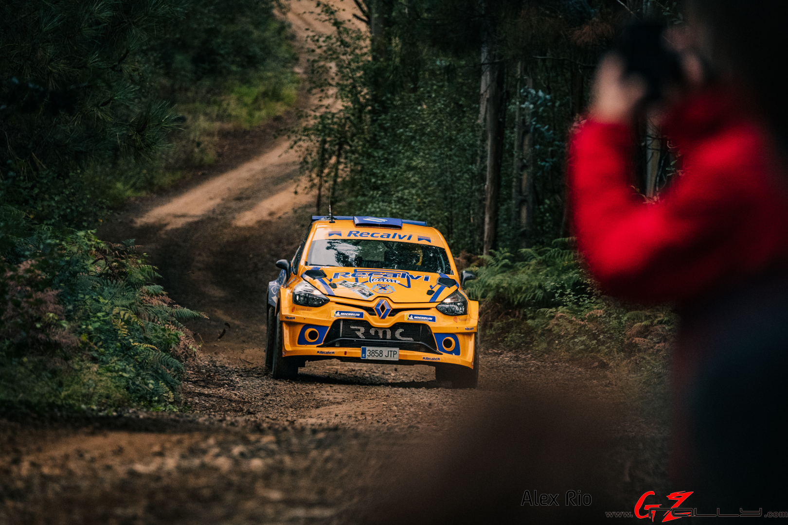 Rally Terra da Auga 2020 - Alex Río