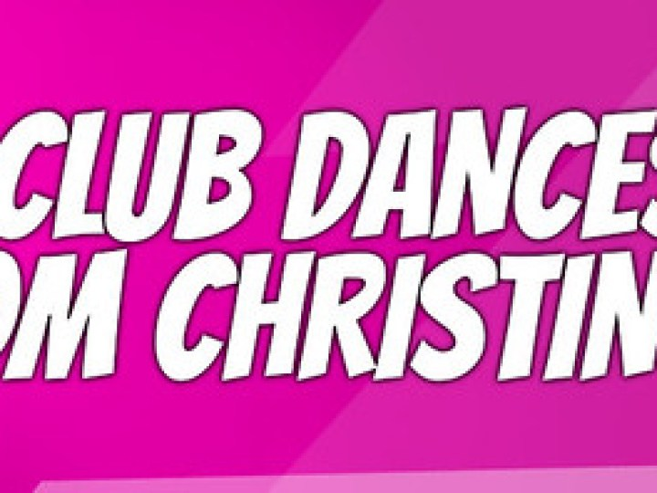 "NEW CLUB DANCES from ""Christin"" OUT NOW @ MOVE!"