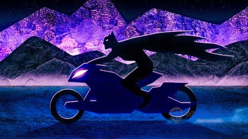 DITF-Opening Titles-Batman-batcycle