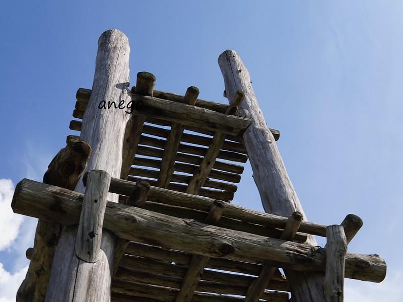 三内丸山 塔
