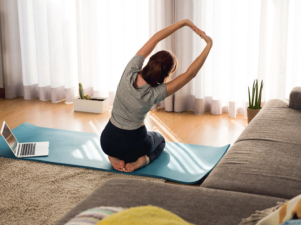 yoga for the body and mind