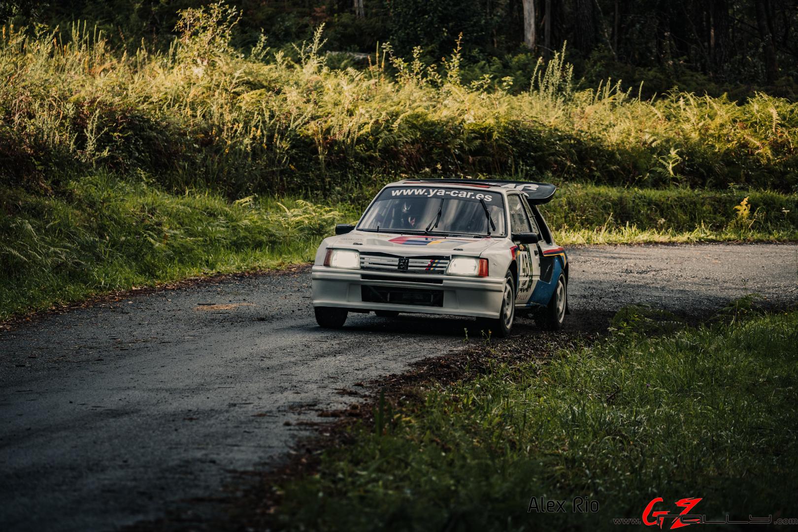 Rally Rias Altas Historico 2020 - Alex Rio
