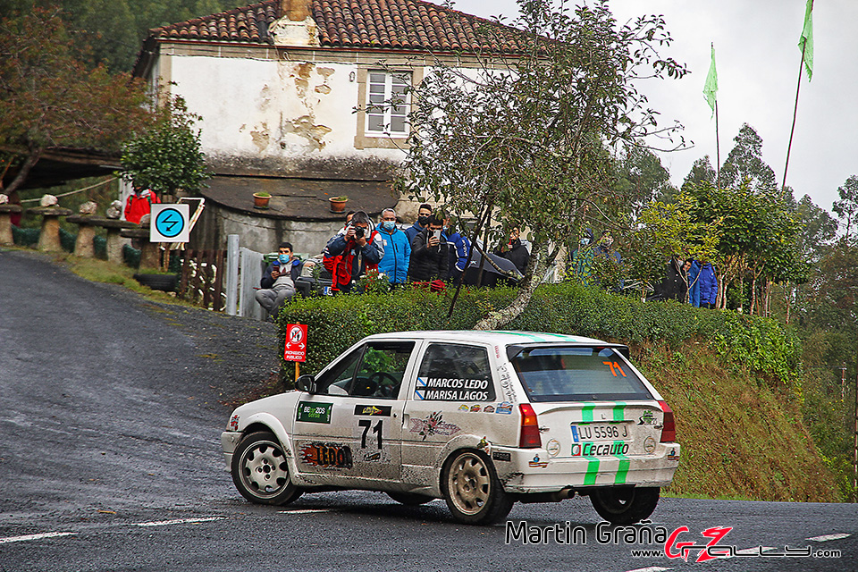 Rally Rias Altas Historico 2020 - Martín Graña