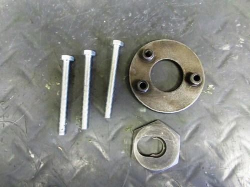 Cycle Works Flywheel Hub Ring Puller Tool