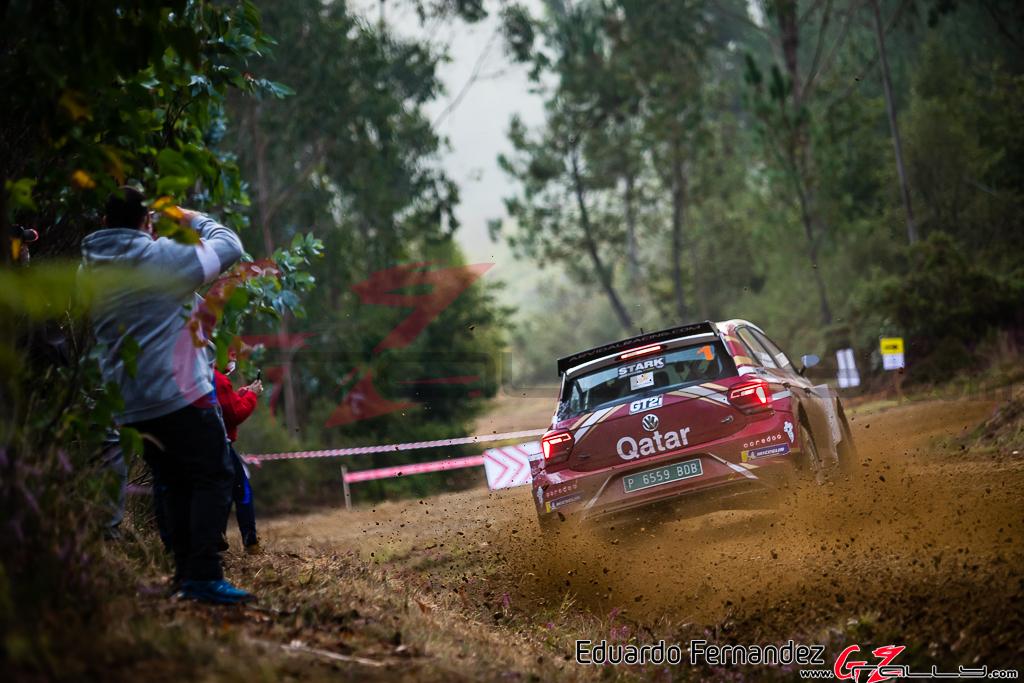 Rally Terra da Auga 2020 - Eduardo Fernandez