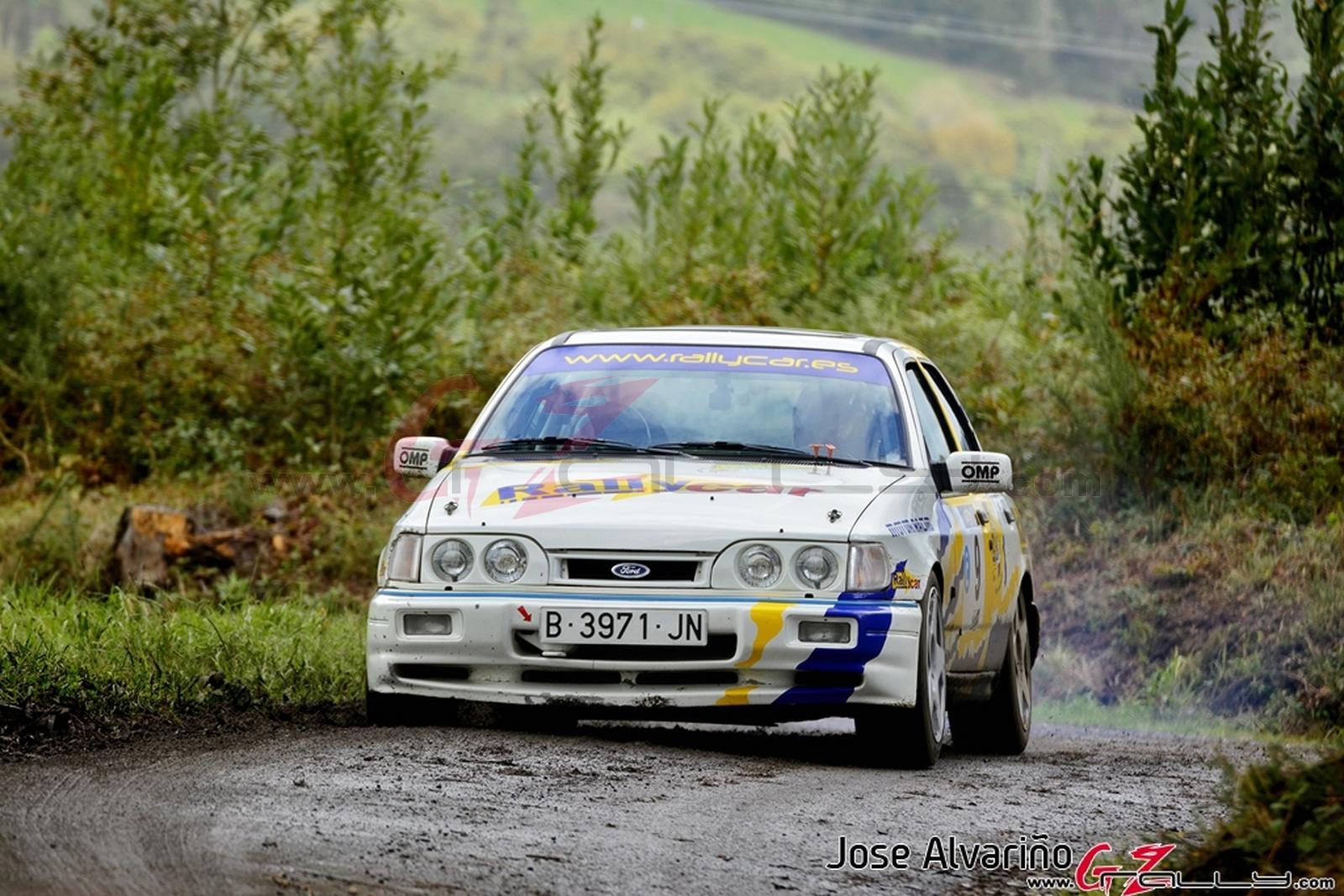 Rally Rias Altas Historico 2020 - Jose Alvariño