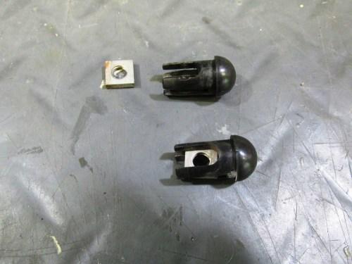 Bottom Grab Rail Plug With Square Nut