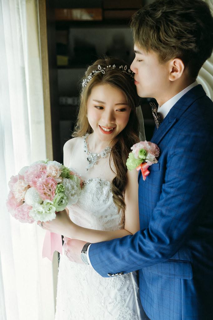 彰化婚攝/台中非常棧婚禮紀錄-翼丞&宇芯
