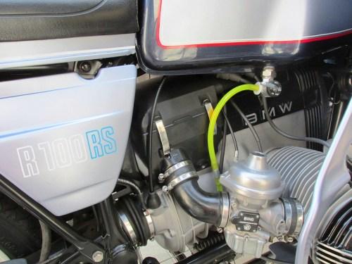 Carburetor and Tygon Fuel Line