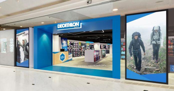 DECATHLON 進駐九龍東德福廣場,開設香港第五間分店!