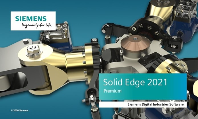 Working with Siemens Solid Edge 2021 Standard Parts full