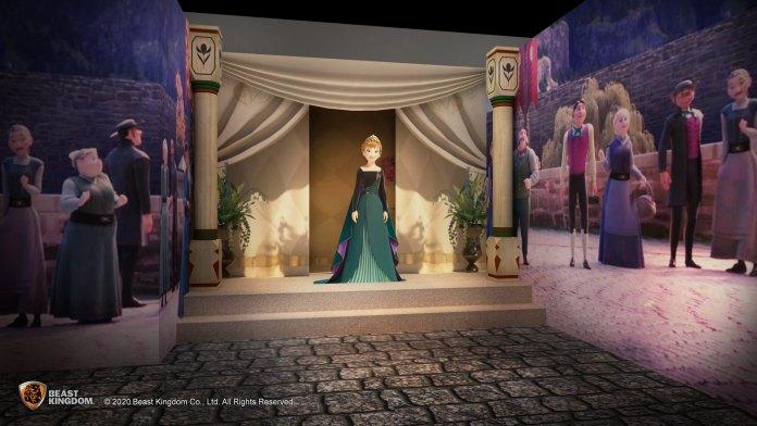 (全新)阿德爾女王加冕 - 經歷充滿著愛與勇氣的魔雪奇緣精彩旅程,共同見証安娜公主於阿德爾的女王加冕典禮。