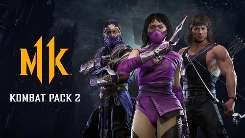 Mortal Kombat 11 Ultimate - Kombat Pack 2